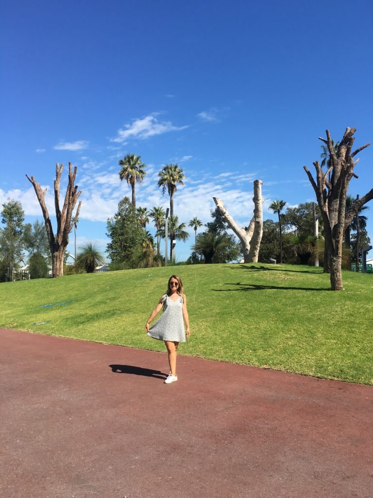 Kings Park, Perth, Avustralya