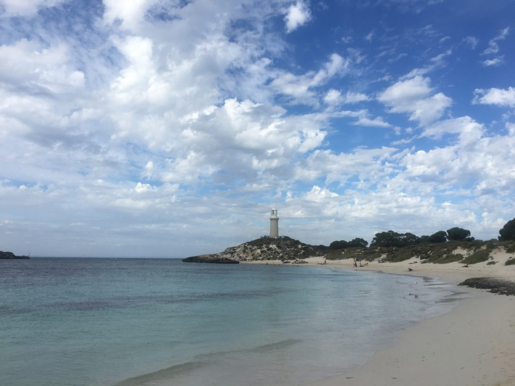 The Basin, Rottnest Island, Perth, Avustralya