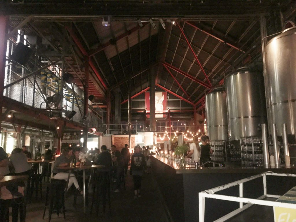 Little Creatures Brewery, Perth, Avustralya